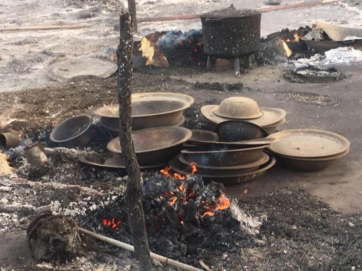 Incendie au Daaka: un jeune fumeur serait à l'origine du feu meurtrier