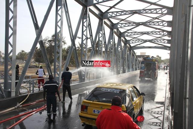 URGENT : circulation alternée sur le pont, lundi, de 8 heures à 17 heures