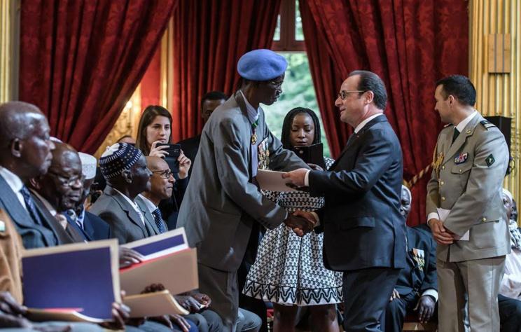 Sénégal-France : Tirailleurs contre pétrole ?