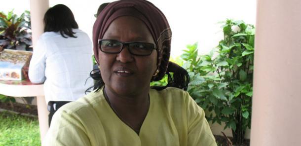 Hommage à mon maître  Aminata Diaw CISSE !