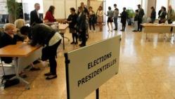 FRANCE : 28,54% de participation à midi