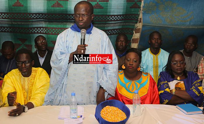 Modou Diagne Fada à Saint-Louis : « il faut barrer la route à cette dictature rampante … ce que j'ai dit à Souleymane Ndéné Ndiaye … »