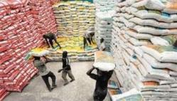 Yarakh : 20 000 tonnes de riz destinés au bétail saisis