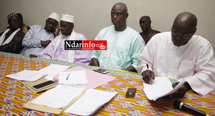 Saint-Louis : le maire Mansour FAYE a rencontré les maîtres coraniques et les Ndeyu Daaras (vidéo)