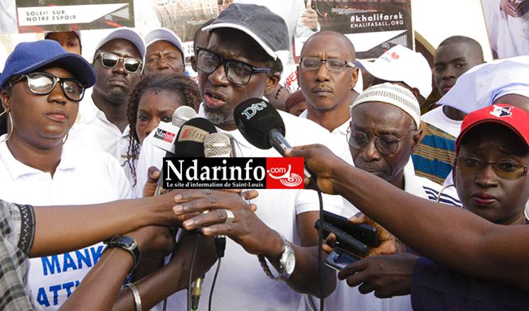 Le Préfet de Saint-Louis bloque la marche de MANKO : l'opposition dénonce des « raisons fallacieuses » ( vidéo )