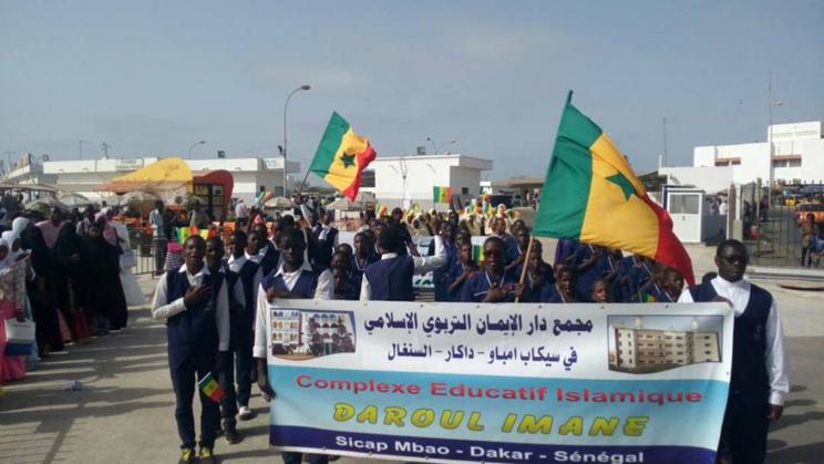 Mouhamed Moudjtaba DIALLO et Mame Diarra NGOM accueillis en héros ( Photos )