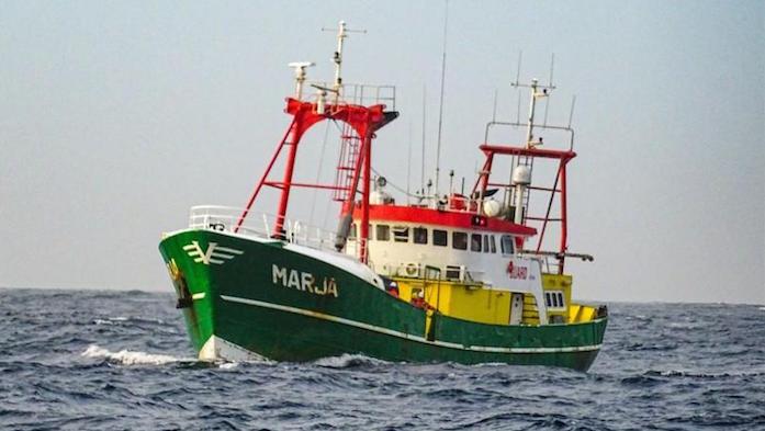 Arraisonnement de bateaux chinois par la Marine nationale