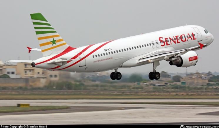 Air Sénégal S.A volera pour la première fois le jour de l'inauguration de l'aéroport de Diass