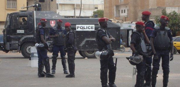 Touba : La police aurait blessé par balle une dame dans des heurts