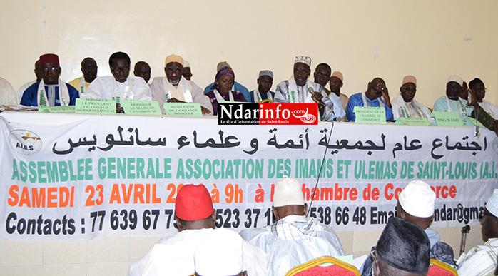 Décès de Serigne Moustapha CISSE : les Imams et Ulémas de Saint-Louis expriment leur tristesse
