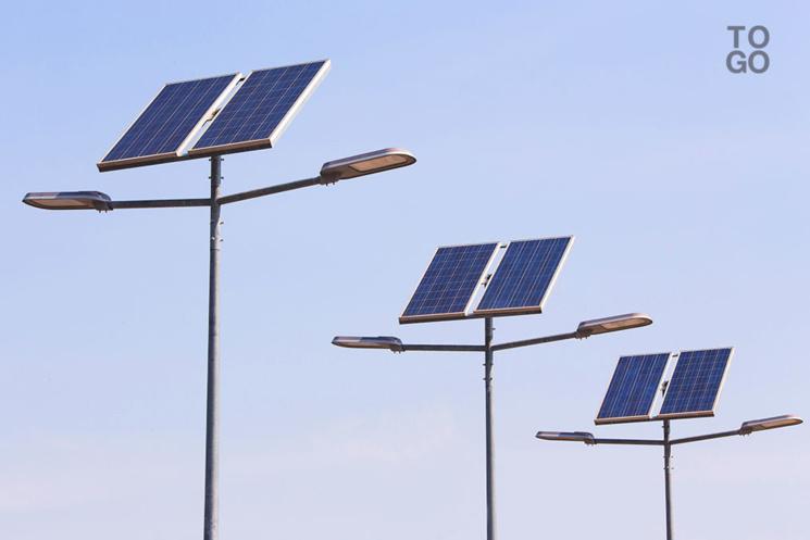 Saint-Louis : « Volontaires d'Afrique » installe 85 lampadaires solaires à Ndar Toute et Darou