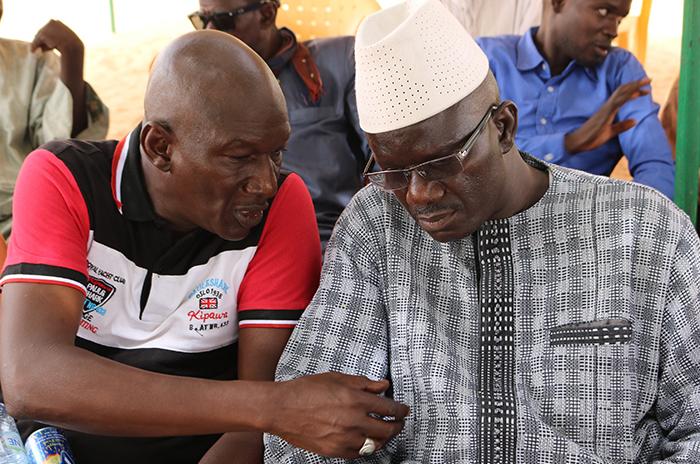 POLITIQUE : l'APR/FASS-NGOM installe son comité électoral et  promet « 100% » au président Macky SALL.