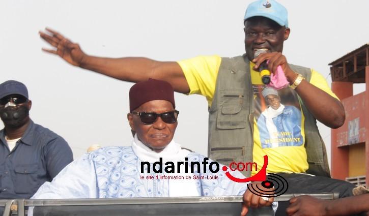 Mobilisation à Saint-Louis pour accueillir Abdoulaye Wade