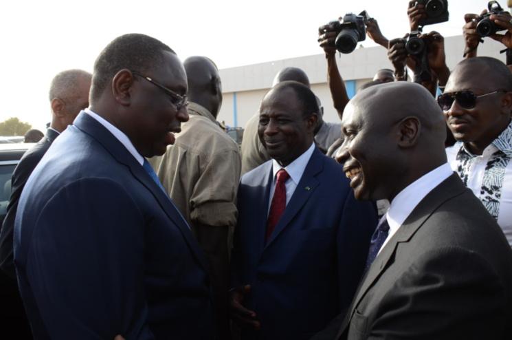 Idrissa Seck : « la vision de Macky Sall s'arrête à Diamniadio»