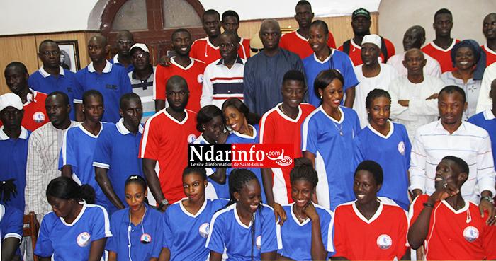 La prime dopante de Mansour FAYE aux équipes masculines et féminines de SLBC (vidéo)