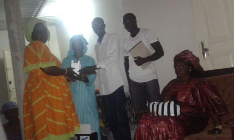 LEGISLATIVES 2017 : la CPJE mobilise les femmes à Pikine