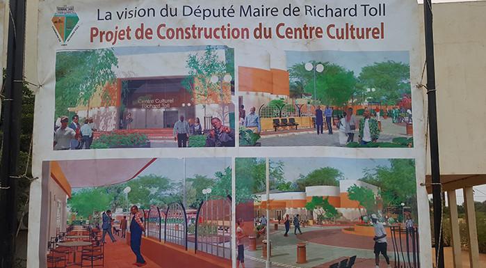 Richard-Toll : les grands chantiers de la mairie expliqués aux populations