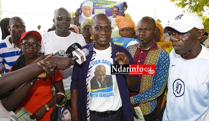 « Saint-Louis trop sale, immonde et peuplée de mouches, c'est le bilan de Mansour FAYE », crie Djibril SAKHO