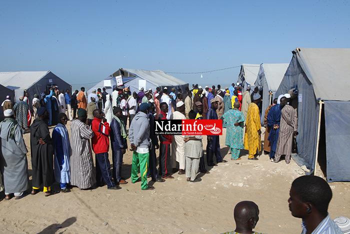 DÉPARTEMENT DE SAINT-LOUIS : 166 676 électeurs pour 306 bureaux dans 88 centres