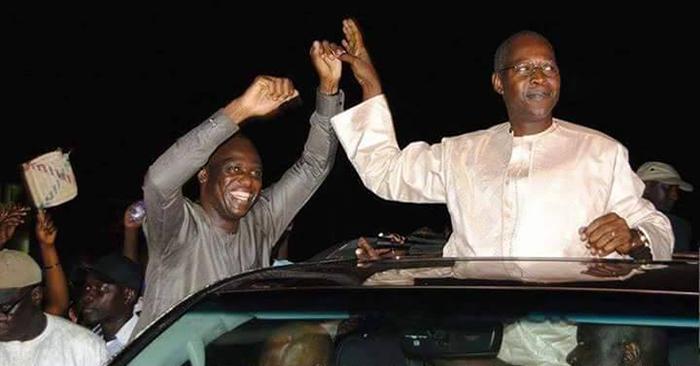 Large Victoire de Mansour FAYE dans le SOR, à Ngallèle, Bango et dans le Département
