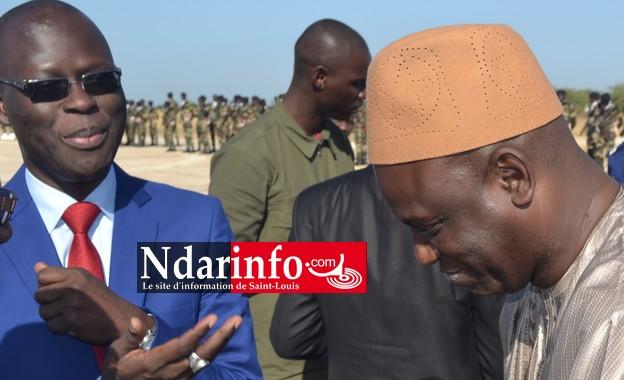 SANTHIABA : Mansour FAYE sert une raclée à Cheikh Bamba DIEYE