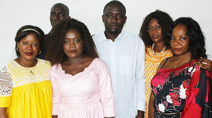 NDIOLOFFENE : ces visages qui défient Mansour FAYE ...