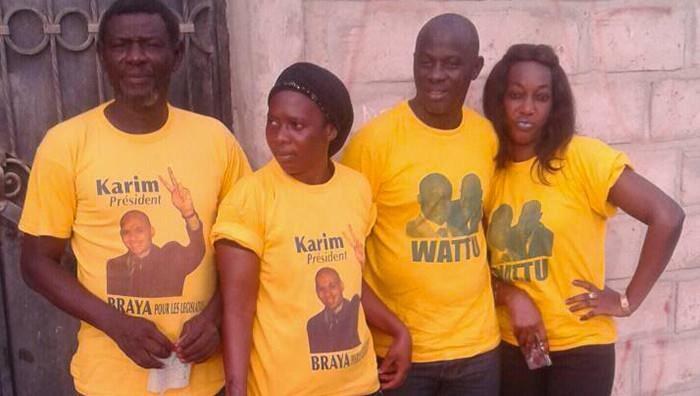 BANGO : Dramane SEYE, coordonnateur de Manko Wattu Sénégal,  « nous détruirons tous les acquis de BBY. Si Mary Teuw NIANE avait … »