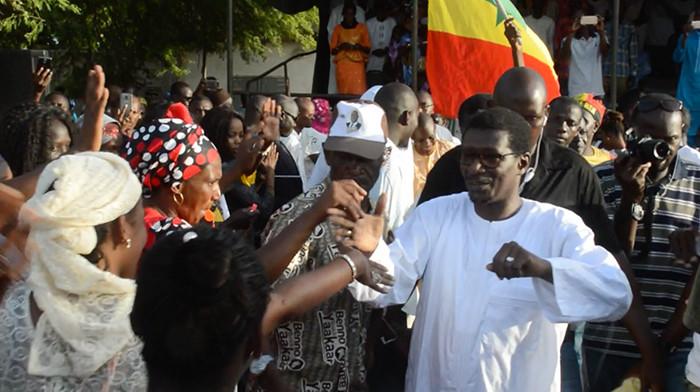 """BANGO : BBY adresse un """" total satisfecit """" à Mary Teuw NIANE. Macky SALL reçoit l'assurance de sa victoire en 2019. Vivez l'intégralité du SARGAL …"""