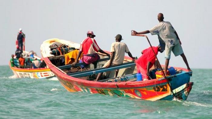 23 pêcheurs sénégalais refoulés de la Mauritanie