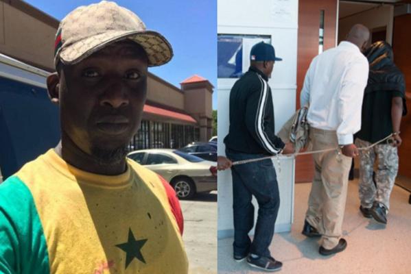 DAKAR : Assane Diouf est arrivé aux environs de 2h du matin