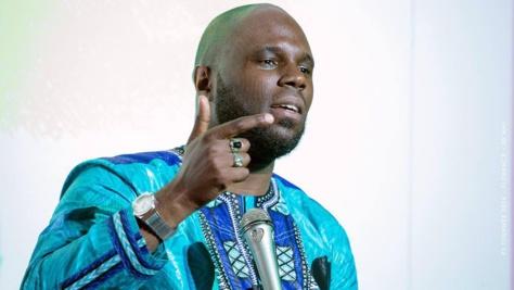 Sénégal : Kémi Séba interpellé et sur le point d'être expulsé de Dakar