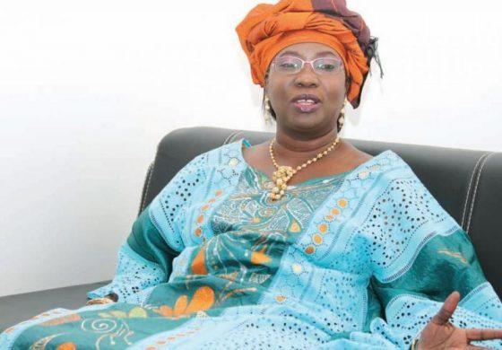 Portrait: Pr Aïssatou Sophie Gladima Siby, nouveau ministre des Mines