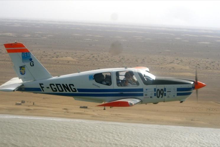 Le Rallye aérien Toulouse-Saint-Louis du Sénégal s'envolera le 23 septembre