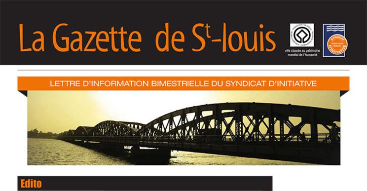 La Gazette de Saint-Louis vous revient !