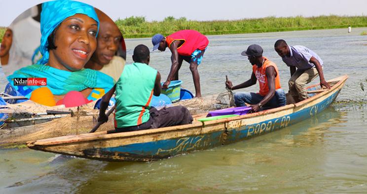 AUTONOMISATION DES FEMMES : Sokhna Ndiaye FAYE développe l'aquaculture à BANGO (vidéo)