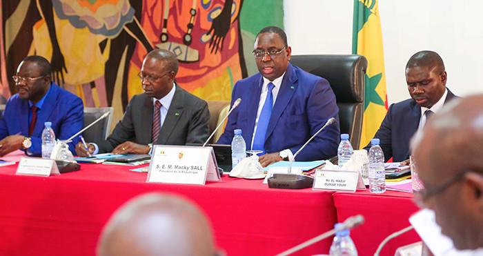 Le communiqué du Conseil des ministres et les nouvelles Nominations de ce 04 octobre 2017