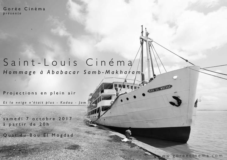 Saint-Louis : Gorée Cinéma va rendre hommage au cinéaste Ababacar Samb-Makharam, samedi.