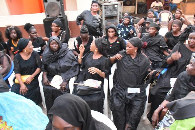 "Les femmes pro-Khalifa Sall : ""Nous allons porter malheur à Macky Sall"""