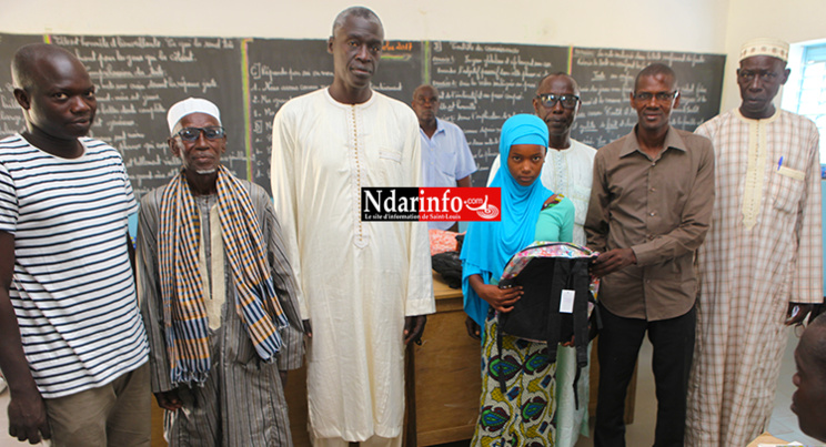 GANDIOL : Cap Développement Sénégal au chevet des élèves de Keur-Boulèl (vidéo)