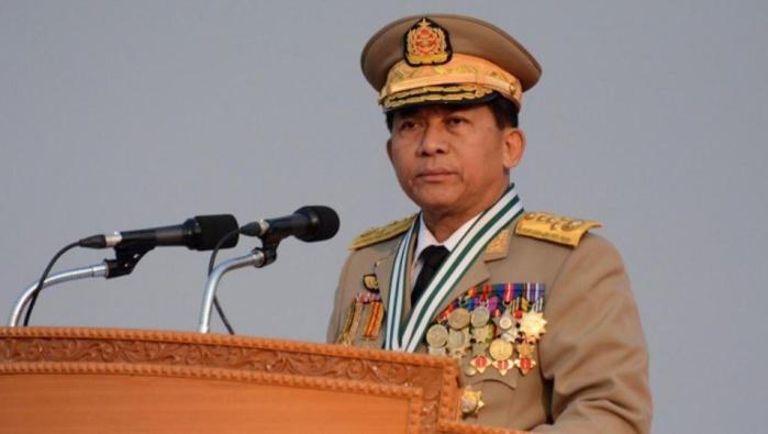 BIRMANIE : le chef de l'armée impitoyable à l'égard des Rohingyas