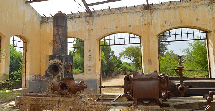 De la gare de Dakar à l'usine des eaux de Mbakhana : Prémices d'un patrimoine industriel au Sénégal ?