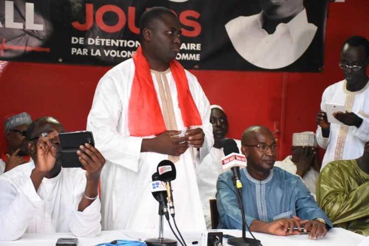 Bamba Fall : « la direction du Ps est l'antichambre de l'APR »