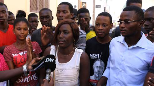 Expulsés de leurs logements sociaux : les étudiants Saint-Louisiens à Bambey, Ziguinchor et Thiés, râlent.