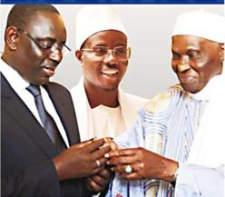 Retrouvailles Wade- Macky : Ce que le Khalife général des mourides a dit aux deux présidents