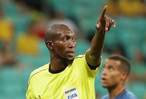 Malang DIÉDHIOU va arbitrer la finale retour de la coupe CAF, samedi.