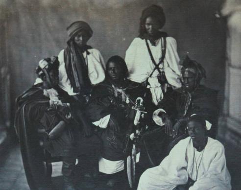 HISTOIRE : Sidya Léon DIOP, fils de la Reine Ndatté Yalla Mbodj, un des plus grands héros de la résistance