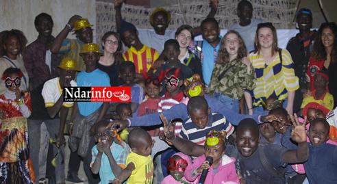 DAROU : Chance For All Sénégal crée la joie chez les enfants démunis (vidéo)