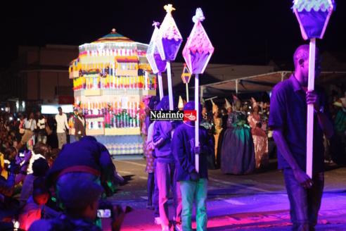 Fanal de Saint-Louis, le 31 Décembre : un grand spectacle son et lumière sur la place Faidherbe
