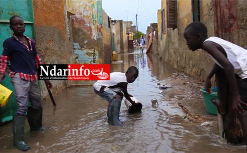 Lutte contre les inondations : l'Etat met 12 milliards de FCfa sur la table