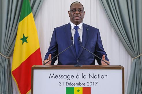 Voici l'adresse à la Nation du Président Macky SALL ( Discours intégral)